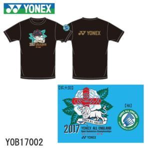 【即日出荷】【全英オープン2017年記念Tシャツ】 YONEX / ヨネックス ウィメンズ Tシャツ YOB17002 【数量限定】【クリックポスト対応可】 sunfastsports