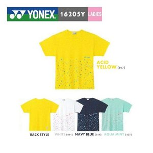 【限定商品】 YONEX 16205Y レディース ドライTシャツ 【クリックポスト発送可】|sunfastsports
