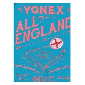 【数量限定】【全英オープン2015年記念Tシャツ】 YONEX YOB15011 レディスドライTシャツ 【クリックポスト発送可】 sunfastsports