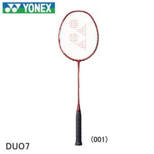 【ガット張り工賃無料】【送料無料】 YONEX / ヨネックス バドミントンラケット DUORA7 デュオラ7 DUO7 【お取り寄せ商品】|sunfastsports