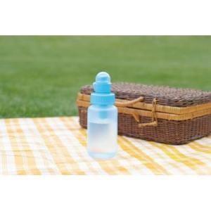 【ピュアウォーターボトル1個入り】 活性炭 フィルター 塩素を除去 水道水がおいしい 効能 繰り返し使える エコ アウトドア 持ち歩き 浄水|sunfield-silica