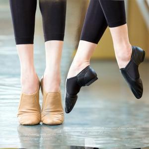 ダンスシューズ ジャズシューズ ジャズダンスシューズ ダンス靴 キッズ レディース メンズ 黒 キッ...