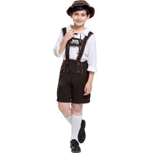 ハロウィン コスプレ キッズ ビールガール ダンス衣装 子供  仮装 コスチューム ドイツ ビール祭り 民族 メルヘン キャラクター衣装|sunflowerhouse