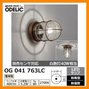 LED 照明 LED ポーチライト OG 041 763LC マリンライト マリンランプ LEDライト ガーデンライト 外灯 屋外 門灯 ODELIC オーデリック 送料無料|sungarden-exterior