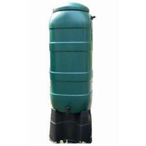 貯水タンク アクアリゾット 100リットルタンクスタンド+レインバーターセット|sungarden-exterior
