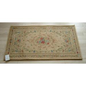 玄関マット ゴブラン織り マット 60×90cm ダークベージュ|sungen-store