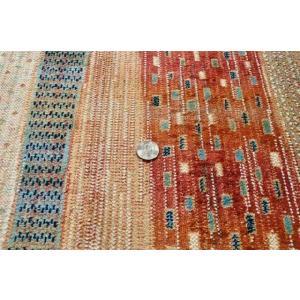 ラグ キリム柄 モケット織り 北欧風ラグ 135×195cm センター敷き ホットカーペット・床暖対応品|sungen-store|05