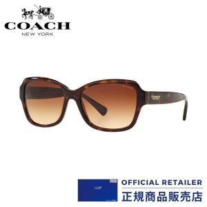 65e6468ef1c5 コーチ サングラス HC8160F 512013 56サイズ COACH HC8160F-512013 56サイズ サングラス