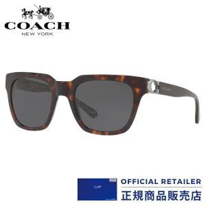 f016b875feab コーチ サングラス HC8240F 550787 52サイズ COACH HC8240F-550787 52サイズ サングラス