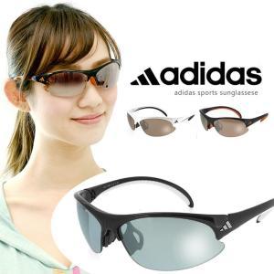 アディダス サングラス a124 人気 adidas スポーツサングラス 度付き 対応 レディース ゴルフ ランニング テニス 自転車 登山|sunhat