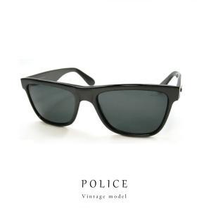 ポリス サングラス (ヴィンテージモデル) POLICE 1250-704 レトロ デッドストック【 送料無料 】 初期 ポリス|sunhat