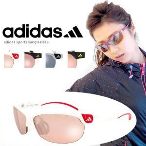 アディダス レディース サングラス adidas スポーツサングラス a171 6052 6056 ...