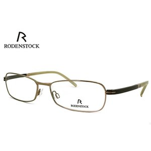ローデンストック 眼鏡 (メガネ) RODENSTOCK r4717 B メタル コンビネーション スクエア型 フレーム メンズ 男性用 度付き 度なし 老眼鏡 対応|sunhat
