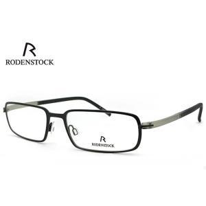 ローデンストック 眼鏡 (メガネ) RODENSTOCK r4719 A メタル コンビネーション スクエア型 フレーム メンズ 男性用 【 度付き 度なし 老眼鏡 】 対応|sunhat