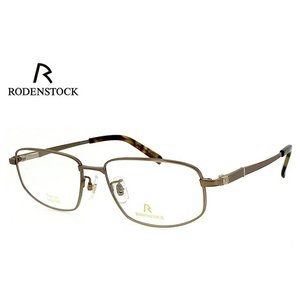 日本製 ローデン ストック 眼鏡 めがね メンズ RODENSTOCK R0123 D チタン 度付き & 度なし 対応 薄型 UVカットレンズ付き ダテ眼鏡 バネ蝶番 exclusiv|sunhat