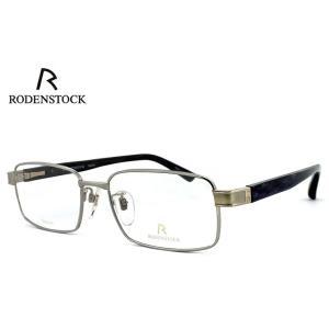 日本製 ローデン ストック 眼鏡 めがね メンズ RODENSTOCK R0153 B チタン 度付き & 度なし 対応 薄型 UVカットレンズ付き ダテ眼鏡 バネ蝶番 exclusiv|sunhat