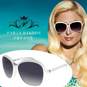 パリスヒルトン PARIS HILTON サングラス アジアンフィットモデル ph6502 B ビックフレーム レディース 女性用 国内正規品|sunhat