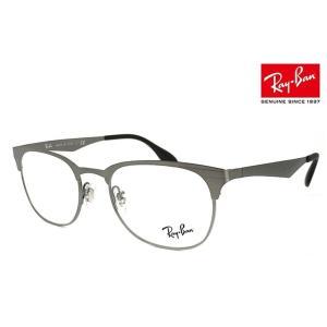 レイバン メガネ RX6346 2553 Ray-Ban 眼鏡 RB6346 メンズ 度付き ダテ眼...