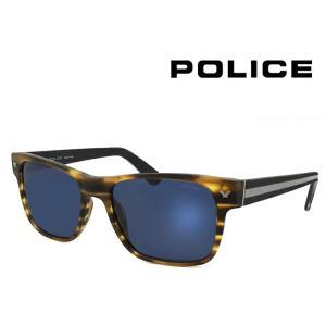 ポリス サングラス police spl165m 0794 スクエア メンズ ウェリントン べっ甲|sunhat