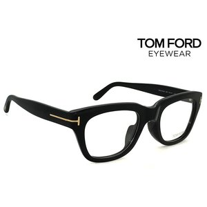 トムフォード メガネフレーム TF-5178 001 ウェリントン TOM FORD 眼鏡 黒ぶち ...