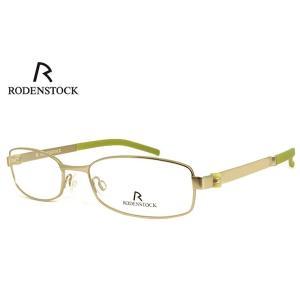 ローデン ストック 眼鏡 (メガネ) RODENSTOCK r4684 A メタル スクエア型 フレーム メンズ 男性用 ケース・クロス・UVカットレンズ付き|sunhat