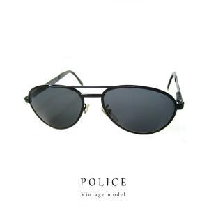 ポリス サングラス ヴィンテージ POLICE メンズ レトロ メタル 2435 531|sunhat