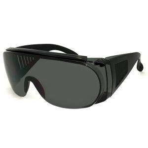 ☆☆☆ オーバーグラス サングラス メガネ の上から着用可能 メンズ レディース サイドガード 花粉 防塵 にも オススメ zo7106-1|sunhat