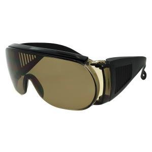 ☆☆☆ オーバーグラス サングラス メガネ の上から着用可能 メンズ レディース サイドガード 花粉 防塵 にも オススメ zo7106-2|sunhat