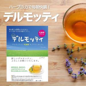 デルモッティ(30包 )健康茶 オーガニック天然素材 ハーブティー ノンカロリー ノンカフェイン ダ...