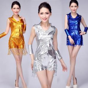 ■商品名 :ダンス衣装  ■カラー :4色 ■素材:ポリエステル ■サイズ:S:身長:155-160...