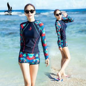 商品名:フィットネス水着 素材:ナイロン80%、ポリウレタン20% カラー:紺色 黒色 サイズ: M...