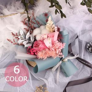 ■商品名 :プリザーブドフラワー 花束 ■カラー:カラー01 カラー02 カラー03 カラー04 カ...