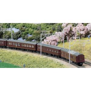 (鉄道模型)KATO:10-418 お召列車1号編成 5輌セット (予約品)