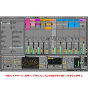 ABLETON LIVE 10 INTRO ダウンロード版 【最短当日シリアルをメール納品】