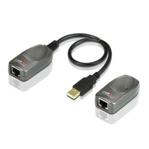 ATEN UCE260 USB2.0ツイストペアケーブルエクステンダー|sunmuse