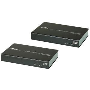 ATEN VE813A 4K USB対応 HDMIツイストペアケーブルエクステンダー|sunmuse