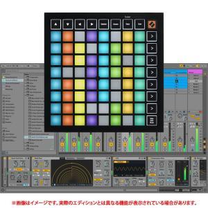 ABLETON LIVE 10 STANDARD + NOVATION LAUNCHPAD MINI MK3 セット|sunmuse