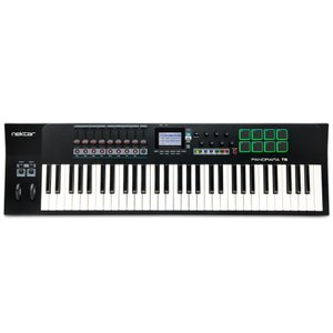 NEKTAR TECHNOLOGY PANORAMA T6 安心の日本正規品!61鍵盤高性能MIDIキーボードコントローラー sunmuse