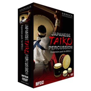 SONICA INSTRUMENTS JAPANESE TAIKO PERCUSSION BFD3/...