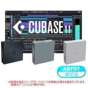 STEINBERG CUBASE ARTIST 10.5 【USB e-Licenser付属】|sunmuse