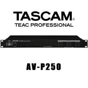 TASCAM AV-P250 パワーディストリビューター/コンディショナー タスカム ティアック TEACの画像