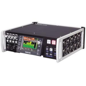 TASCAM HS-P82 業務用マルチトラックフィールドレコーダー