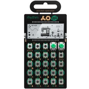 TEENAGE ENGINEERING PO-12 rhythm 在庫限りの限定特価!安心の日本正規品!POCKET OPERATOR|sunmuse