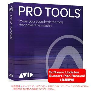 Pro Tools 更新プログラム AVID Pro Tools 1-Year Software Updates + Support Plan RENEWAL 【M202826】|sunmuse
