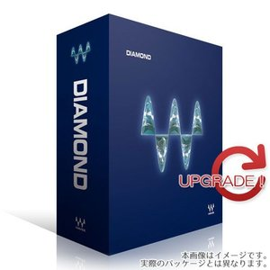 WAVES DIAMOND Upgrade from GOLD 安心の日本正規品!