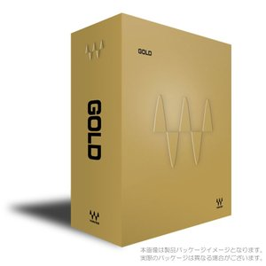 WAVES GOLD BUNDLE ダウンロード版 在庫限りの限定特価!安心の日本正規品!|sunmuse