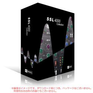 WAVES SSL 4000 COLLECTION ダウンロード版 安心の日本正規品!