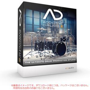 XLNAUDIO ADDICTIVE DRUMS 2 【最短当日シリアルPDF納品】【xln BlackFriday】|sunmuse