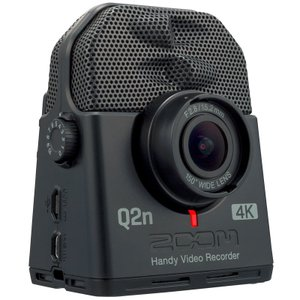 ZOOM Q2n-4K Handy Video Recorder|sunmuse