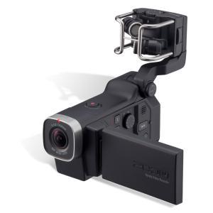 ZOOM Q8 【16GB microSDHCカードプレゼント】安心の日本正規品!ハイレゾ・ビデオカメラ!|sunmuse